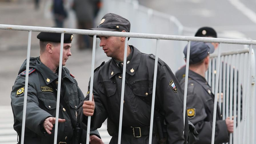Задържаха агент на ЦРУ в Москва