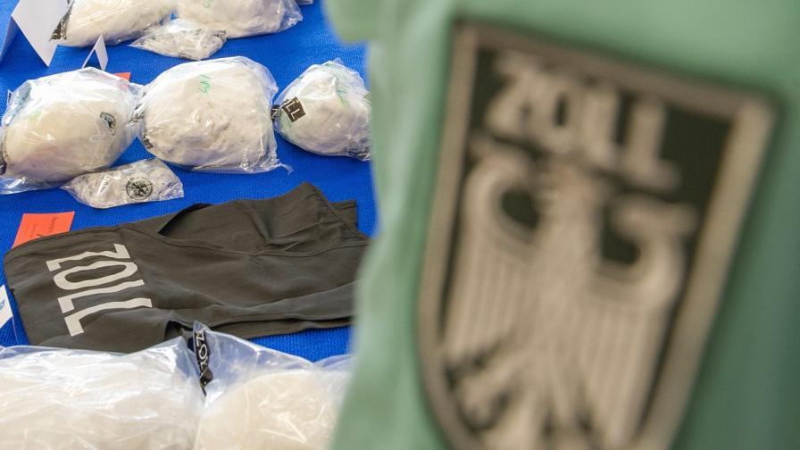 Рекордна пратка метамфетамини заловиха на летището в Мюнхен