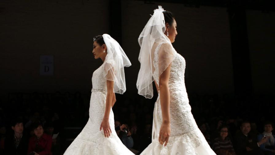 Пищна сватба = бърз развод