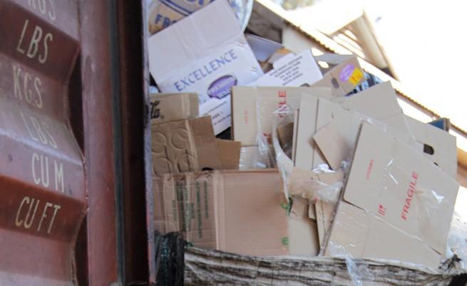 В Брюксел се забелязват нов вид кражби - на отпадъци