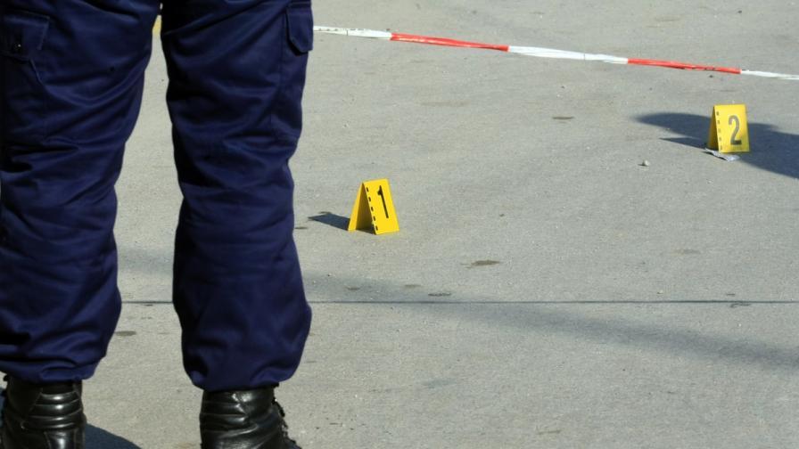 Такси блъсна и уби 70-годищен пешеходец в Благоевград