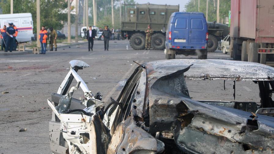 Коли бомби убиха осем души в Дагестан
