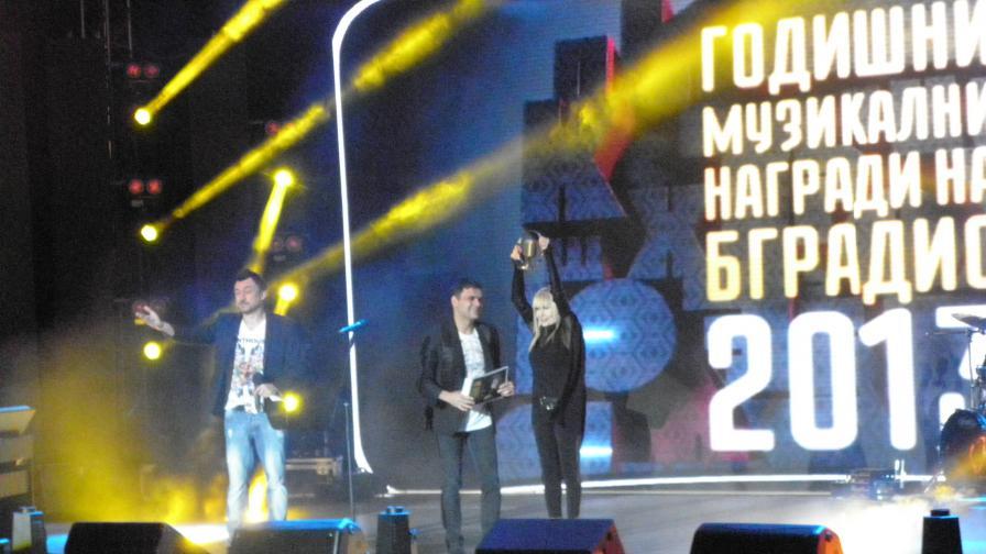 Най-добрите български музиканти са...