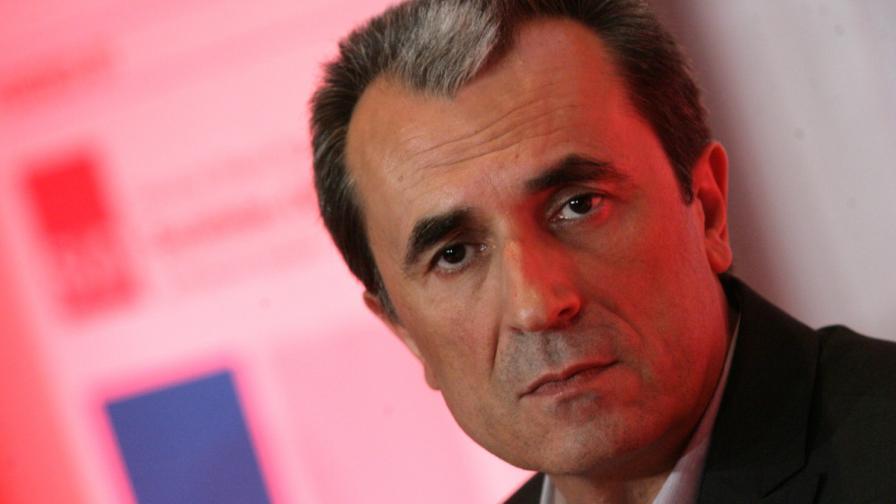 Орешарски: Кабинетът е 90% готов, имената - в понеделник