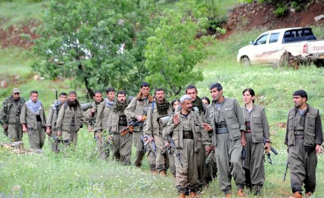 Бойците от ПКК ще се изтеглят от Турция до края на юни