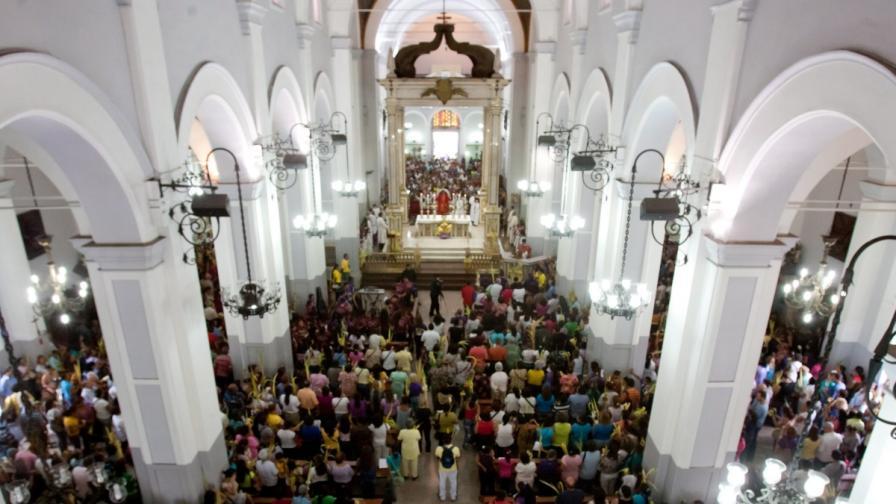 Венецуела: По-малко литургии поради недостиг на вино и хляб