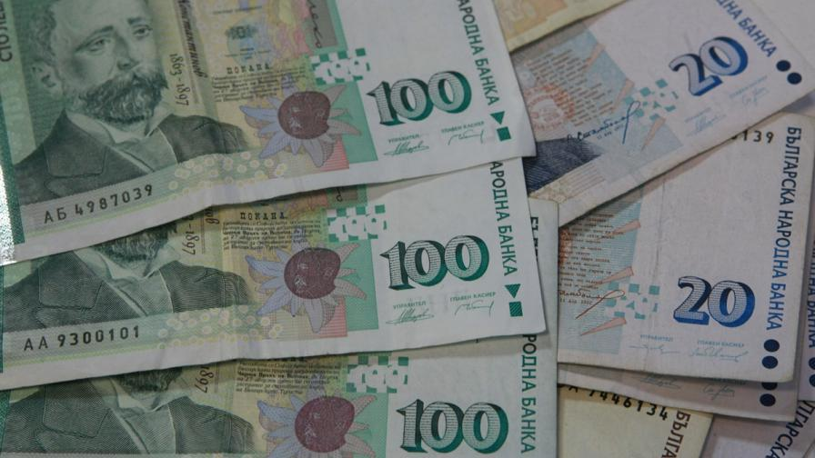 Фискалният резерв в края на април е 5,4 млрд. лв.
