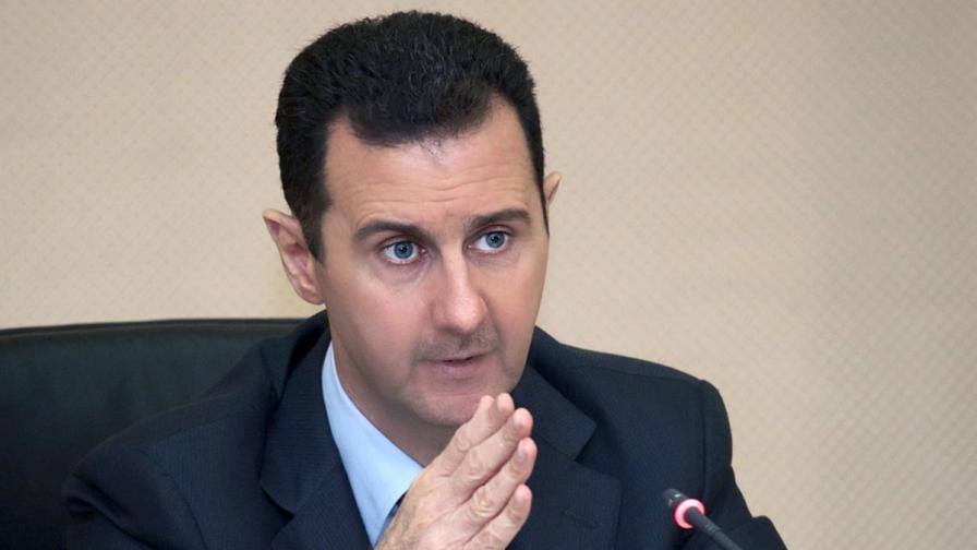 Асад: Първата пратка руски ракети дойде
