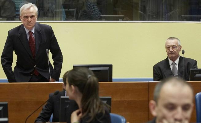 Хага: Оправдаха бивш шеф на сръбската Службата за държавна сигурност