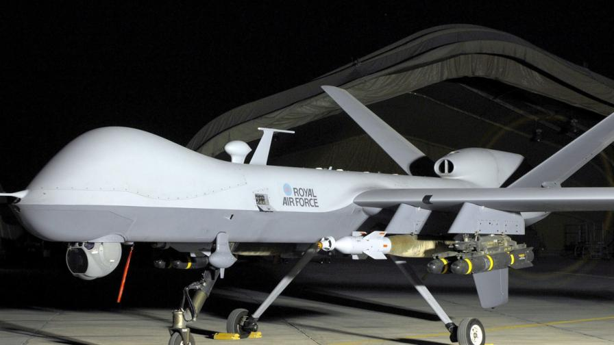 Британски безпилотен самолет (дрон)