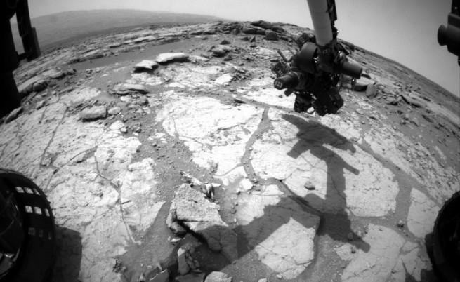 Радиация би застрашила живота на пътуващите до Марс