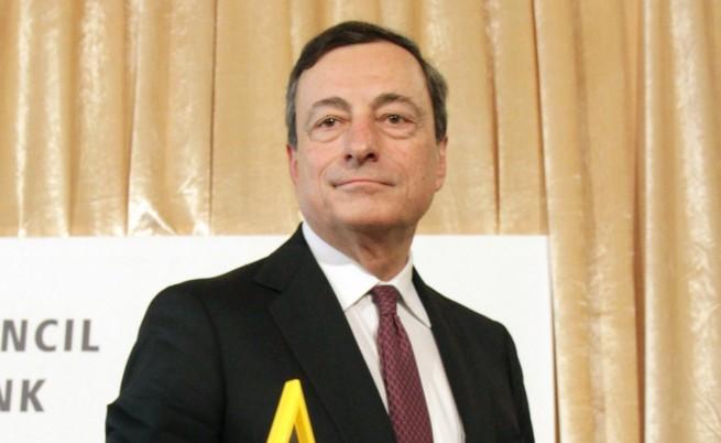 Драги: Икономиката на еврозоната започва да се възстановява