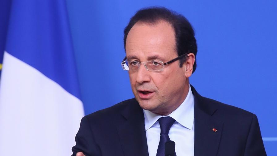 Оланд: България и Франция ще допринесат за извеждането на ЕС от кризата