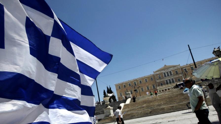 """МВФ призна за """"значителни грешки"""" в плана за Гърция"""
