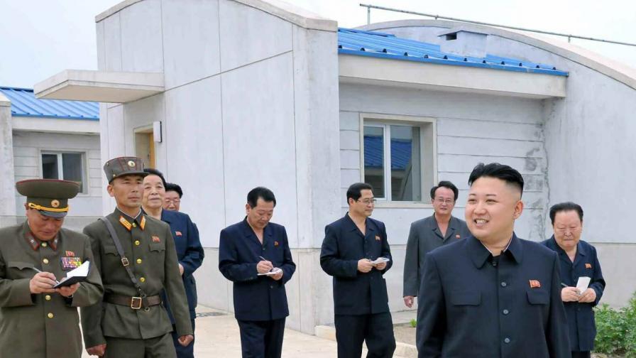 Катери на КНДР обстрелвани в южнокорейски води