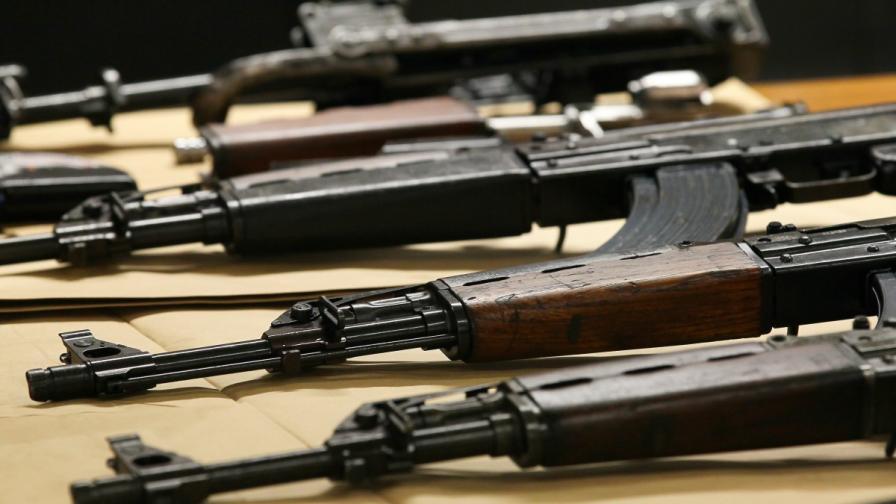 Сърбия има над 8000 тона опасни боеприпаси