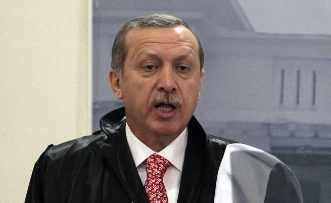 Ердоган: Няма да отстъпя