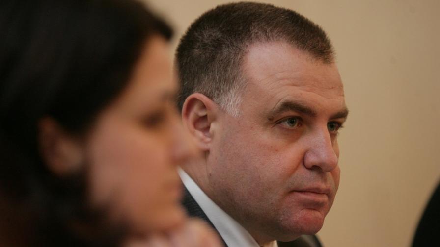 Найденов: Дянков беше обект на интензивно следене и подслушване