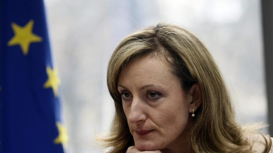 Златанова: Приоритети няма, защото предишното правителство не си е свършило работата
