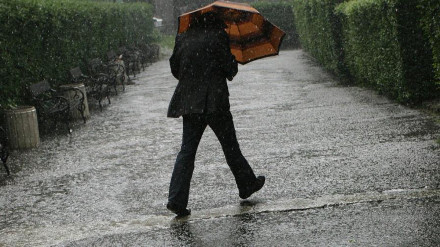 Проблеми заради дъжда в Североизточна България