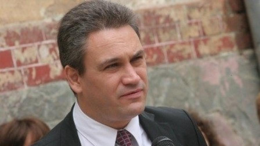 Председателят на Комисията Пламен Георгиев