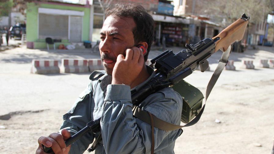 Атентат близо до американското посолство в Кабул