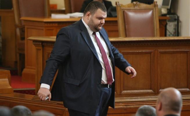 И ДПС Смолян номинира Пеевски за евродепутат