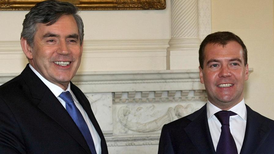 САЩ шпионирали Медведев по време на срещата на Г-20 в Лондон
