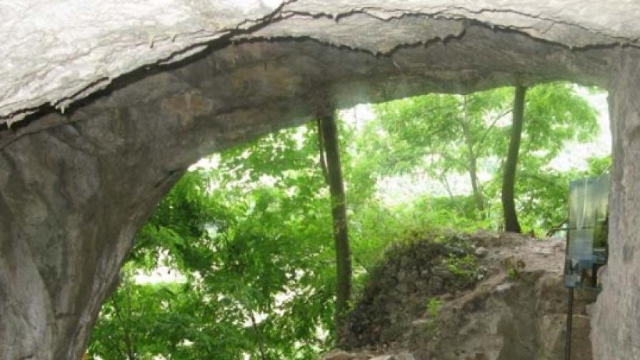 Богатата история на дунавската пещера Ветерани