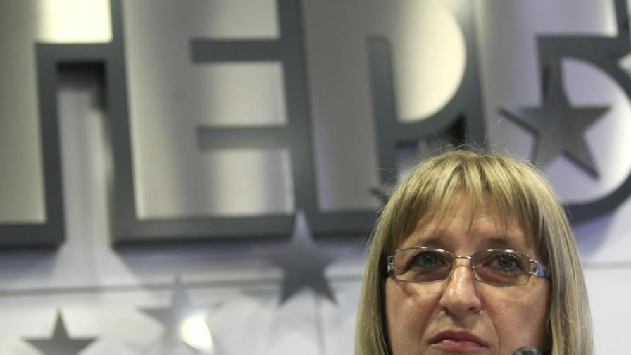 ГЕРБ: Уволнен зам.-министър гласува в НС