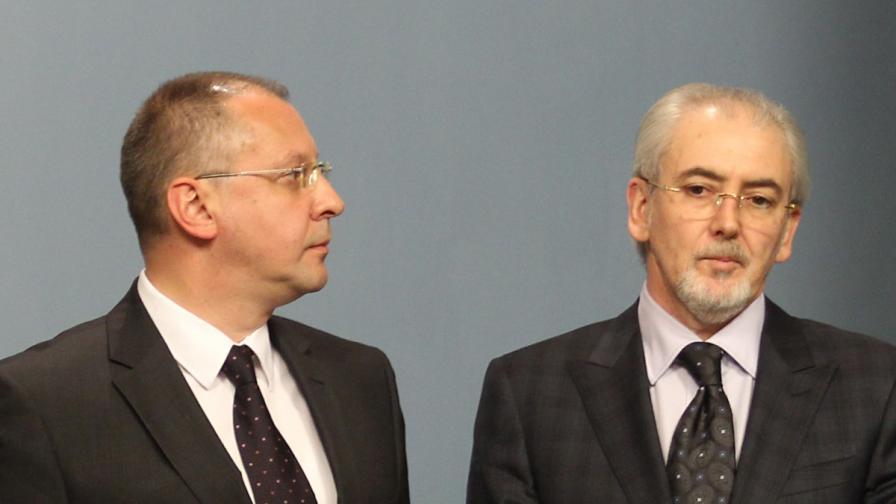 Местан: Ролята на жертвичка не отива на Борисов