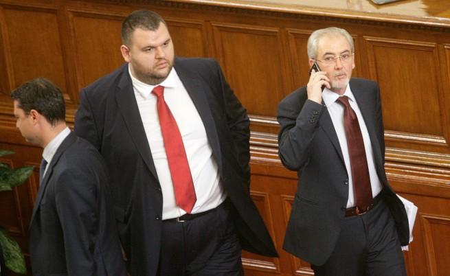 Делян Пеевски: Цветан Цветанов е лъжец