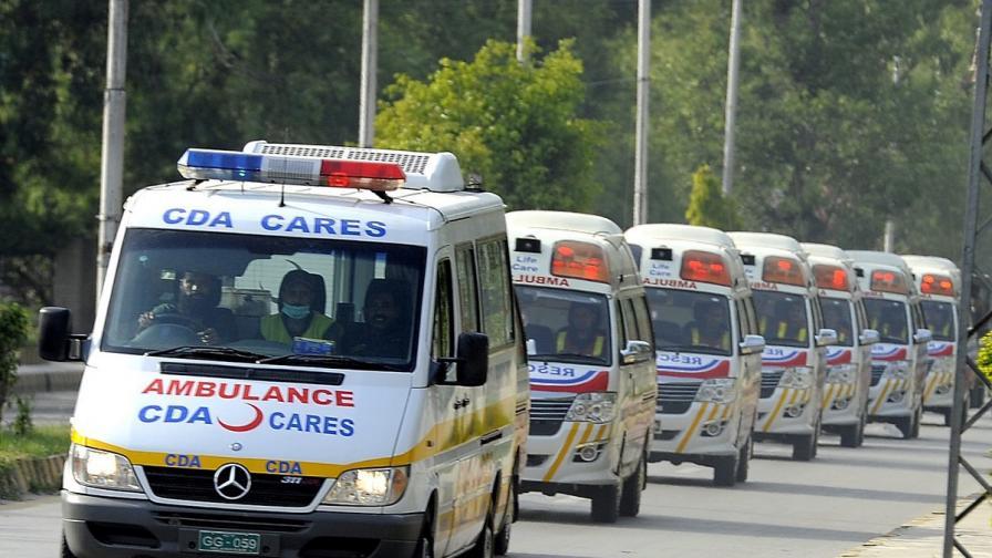 Задържаха 20 души за убийството на туристи в Пакистан