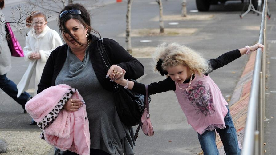 Как капризите на децата побъркват майките
