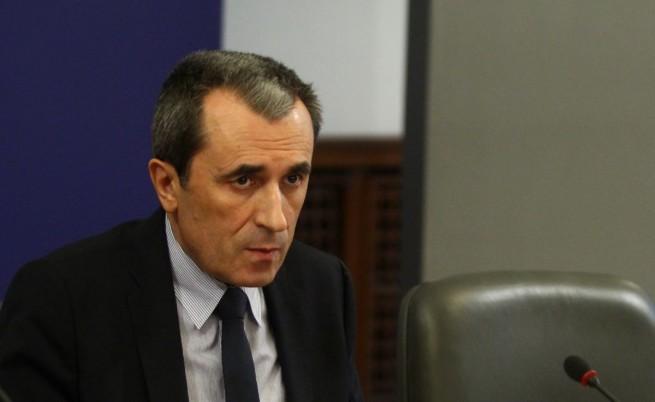Орешарски: За оставка - след като променят изборните правила