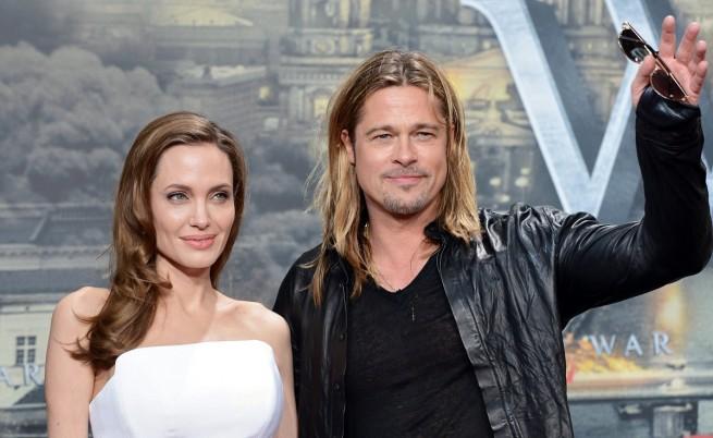 Джоли и Пит се разбраха за децата