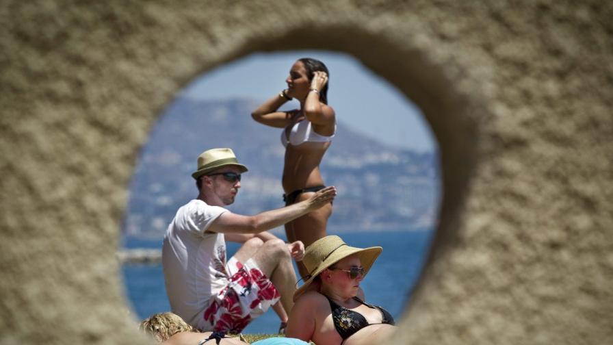 40% от хората умишлено изгарят на плажа