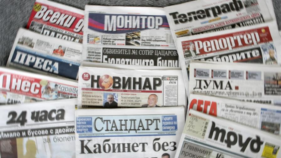 """""""Сега"""": БСП, ДПС и """"Атака"""" искат твърда ръка срещу протестите"""