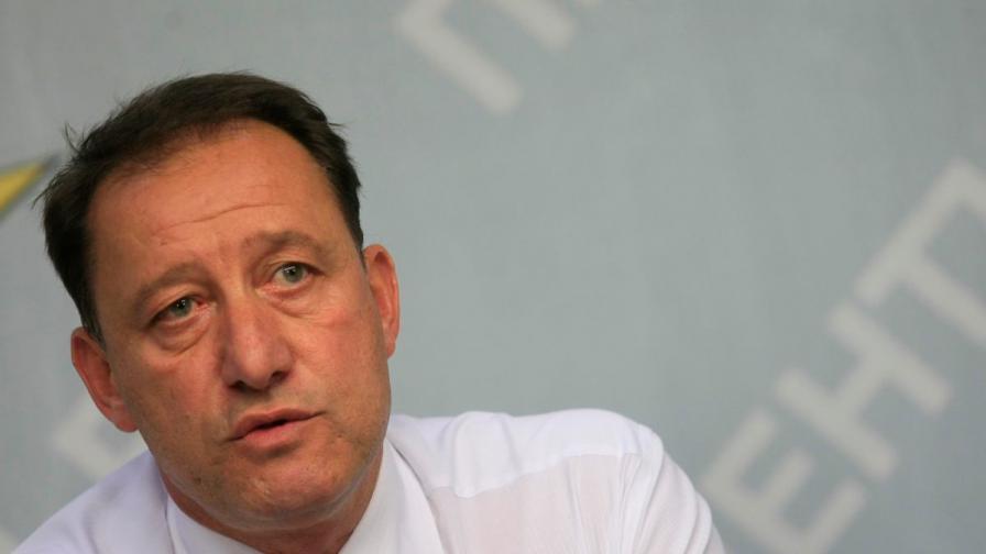 Министър Ангел Найденов: Никаква оставка не обсъждаме