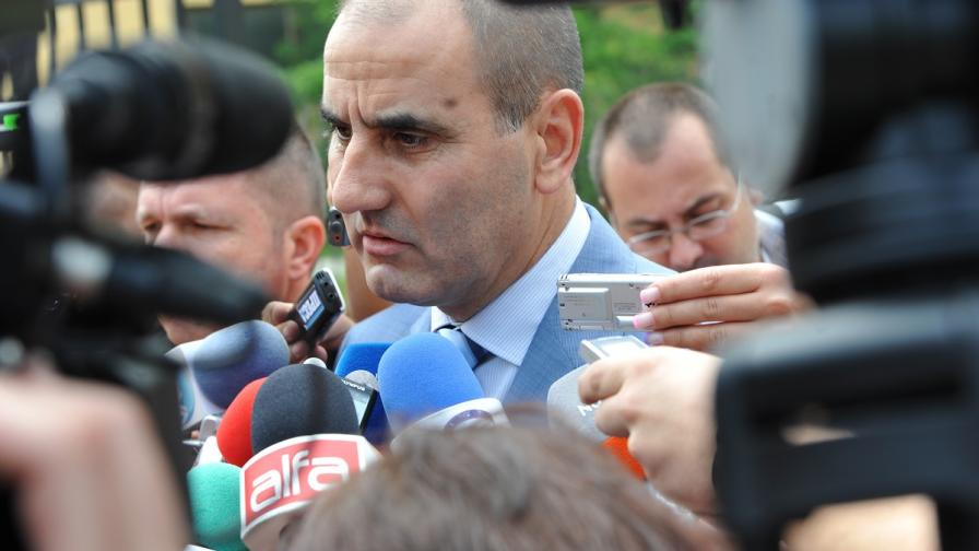 Цветанов отказал полицейска регистрация – нарушавала му правата