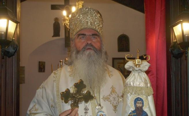 Варненският митрополит Кирил е намерен удавен