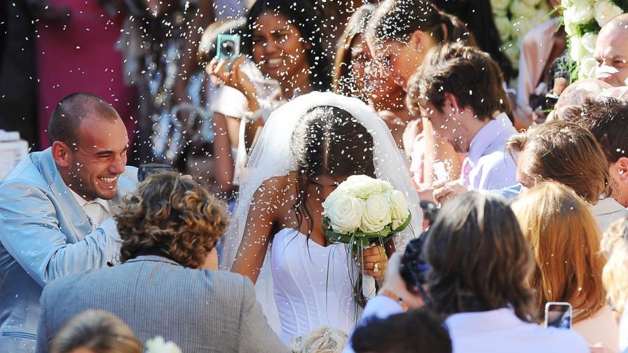 "Вдигнаха сватба в стил ""спешна помощ"""