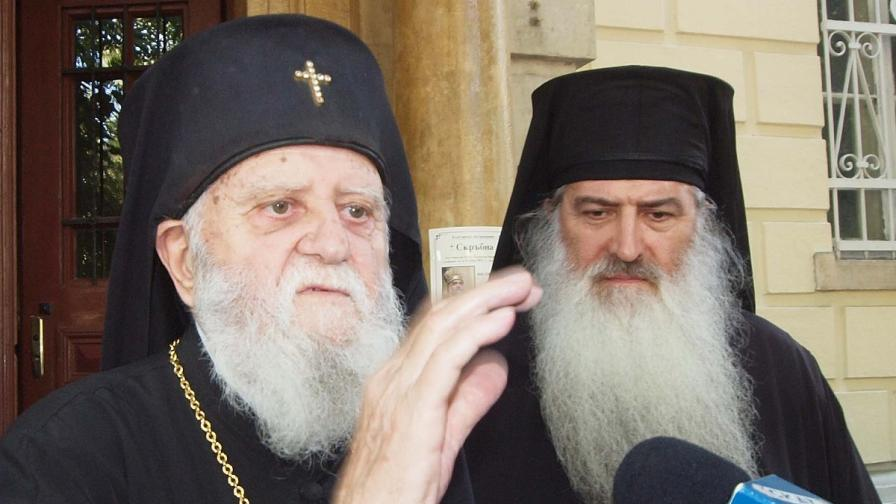 Свещеници не искат митрополит Калиник за заместник на дядо Кирил
