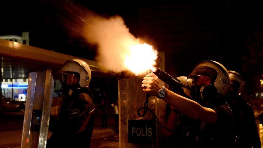 Кметът на Анкара иска музей на вандализма на протестиращите