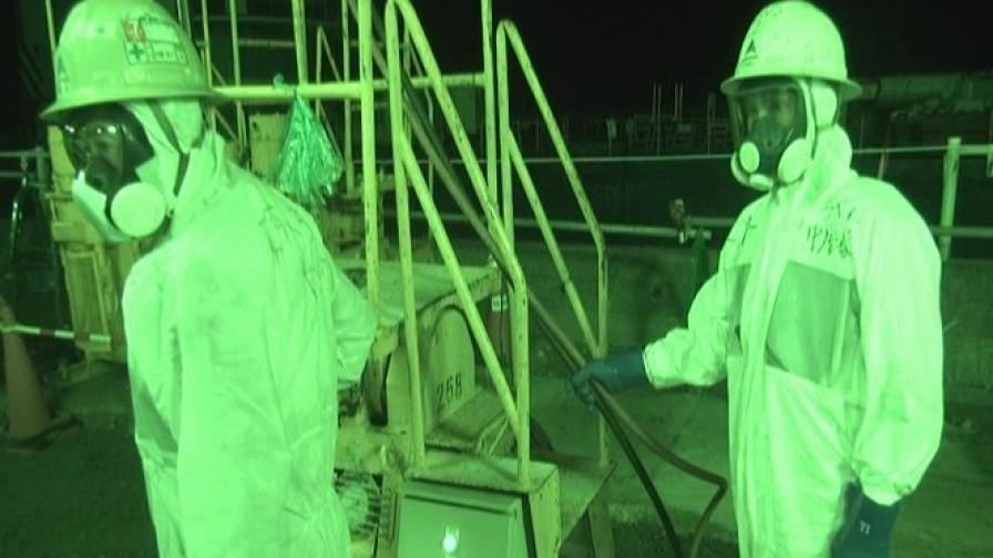 """Почти 2000 души в АЕЦ """"Фукушима-1"""" били опасно облъчени"""