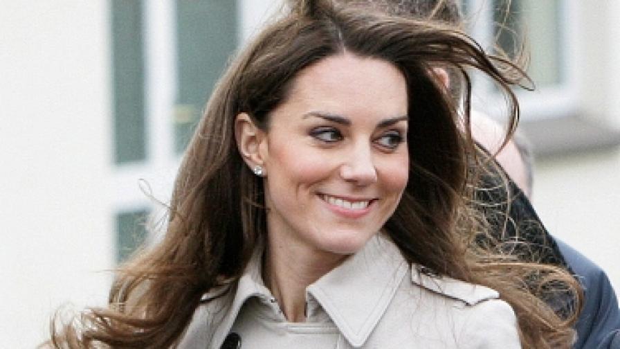 Всички стискат палци в очакване на кралското бебе
