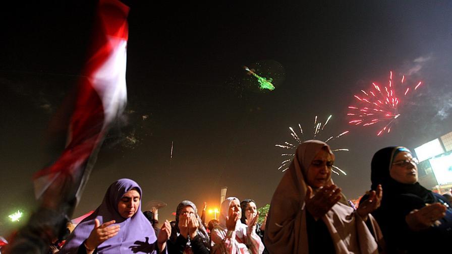 Четири жени загинаха при сблъсъци в Египет