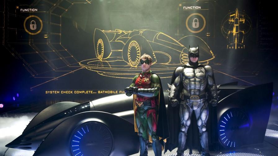 Героите Супермен и Батман заедно в нов филм