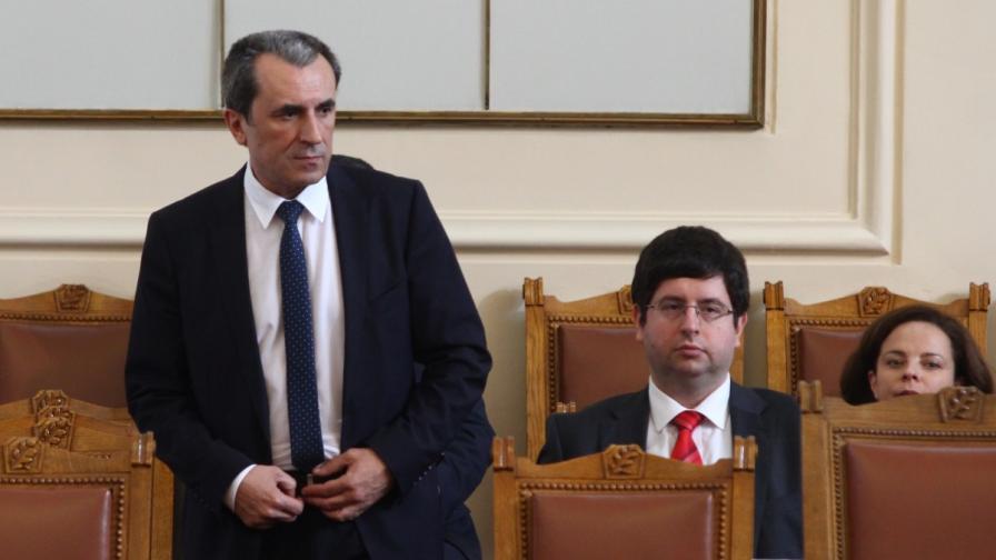 Орешарски: БСП решава дали да има избори