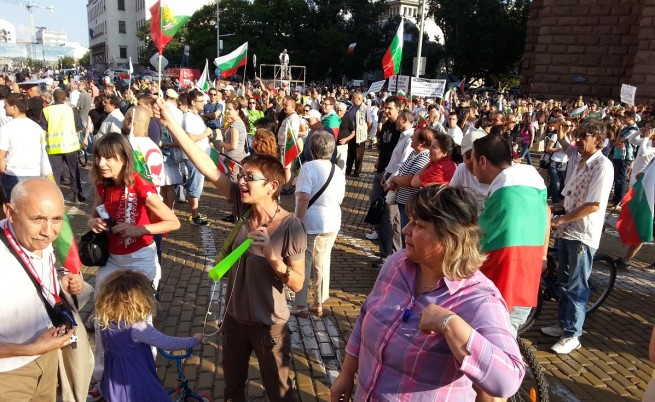 Ден 43: Протестите срещу управлението продължават